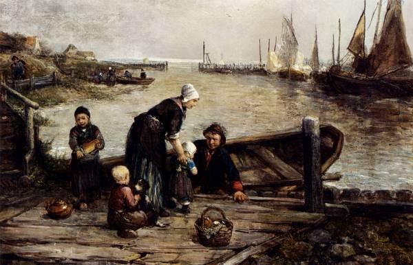 Kate Mari Ten A Fishermans Family Marken